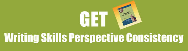 Get 8th Grade English Worksheet: Perspective Consistency