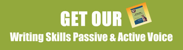 Get Passive and Active Voice Exercises in PDF