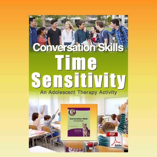 Adolescent Therapy Activities PDF