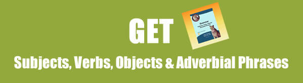 Get Adjectives and Adverbs Worksheets in PDF