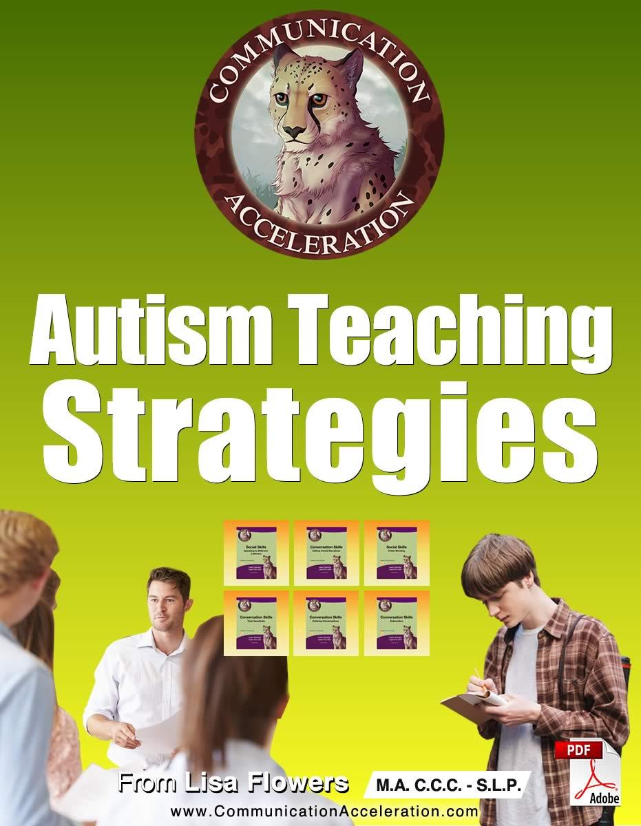 Autism Teaching Strategies PDF