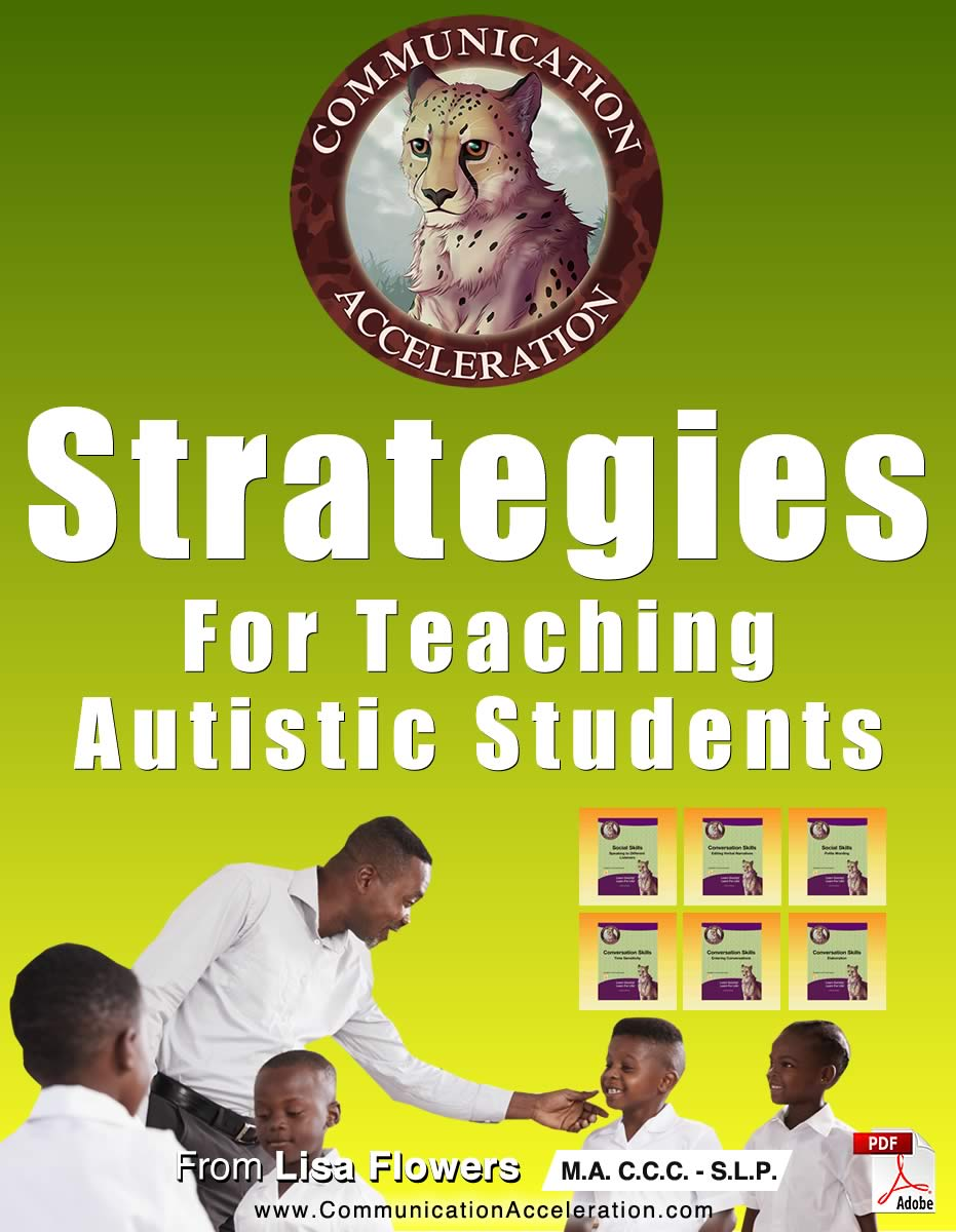 Strategies for teaching autistic students
