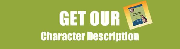 Get Writing Skills: Character Descriptions