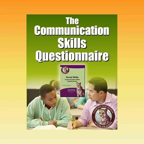 The Communication Skills Questionnaire in PDF