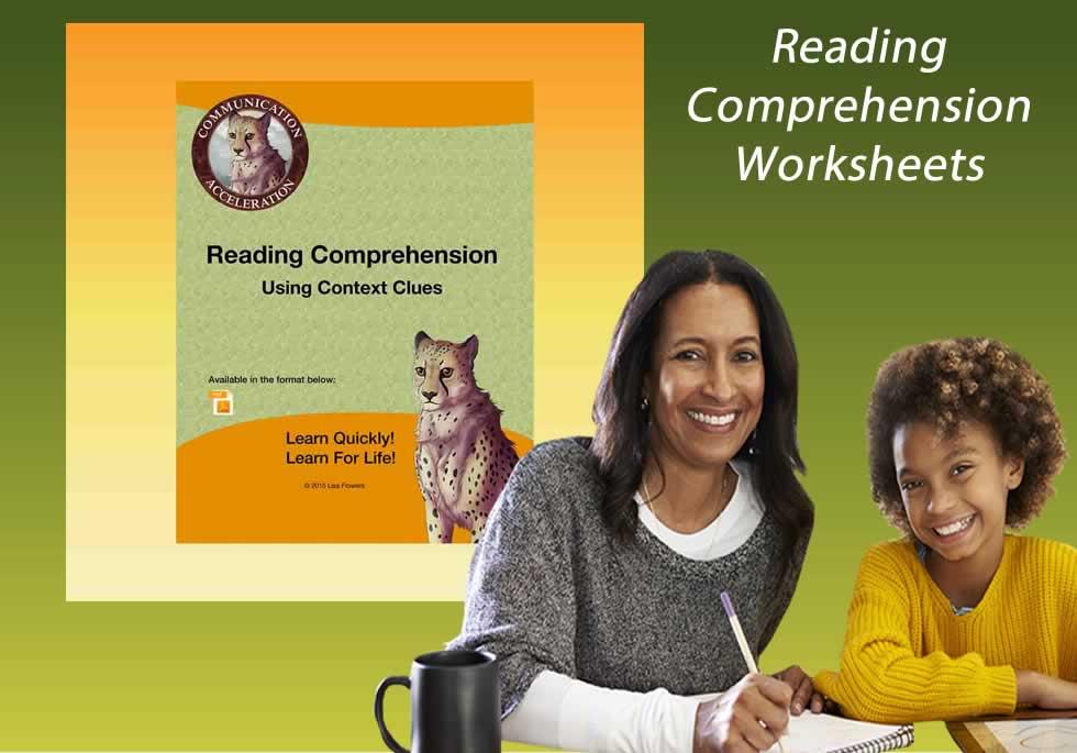 Context Clues Worksheet PDF