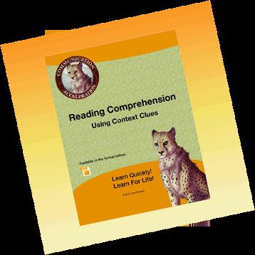Context Clues Worksheets PDF