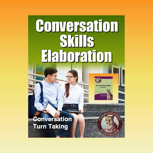Conversation Turn Taking Activities