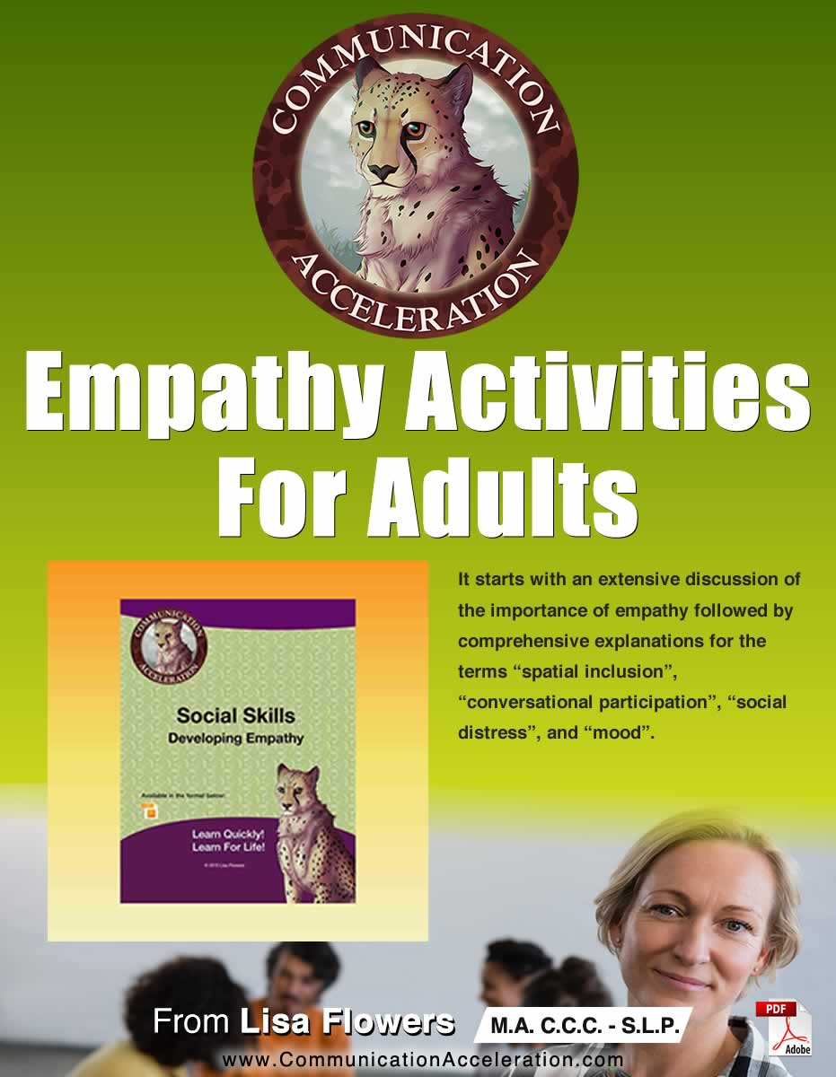 Empathy Activities for Adults