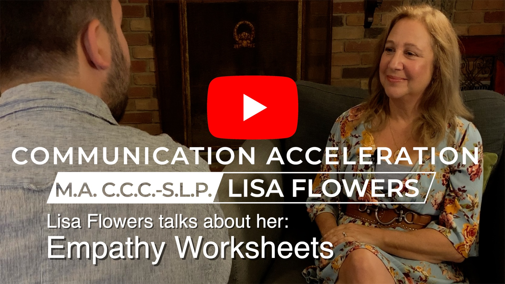 Lisa Flowers talks about her Empathy Worksheets