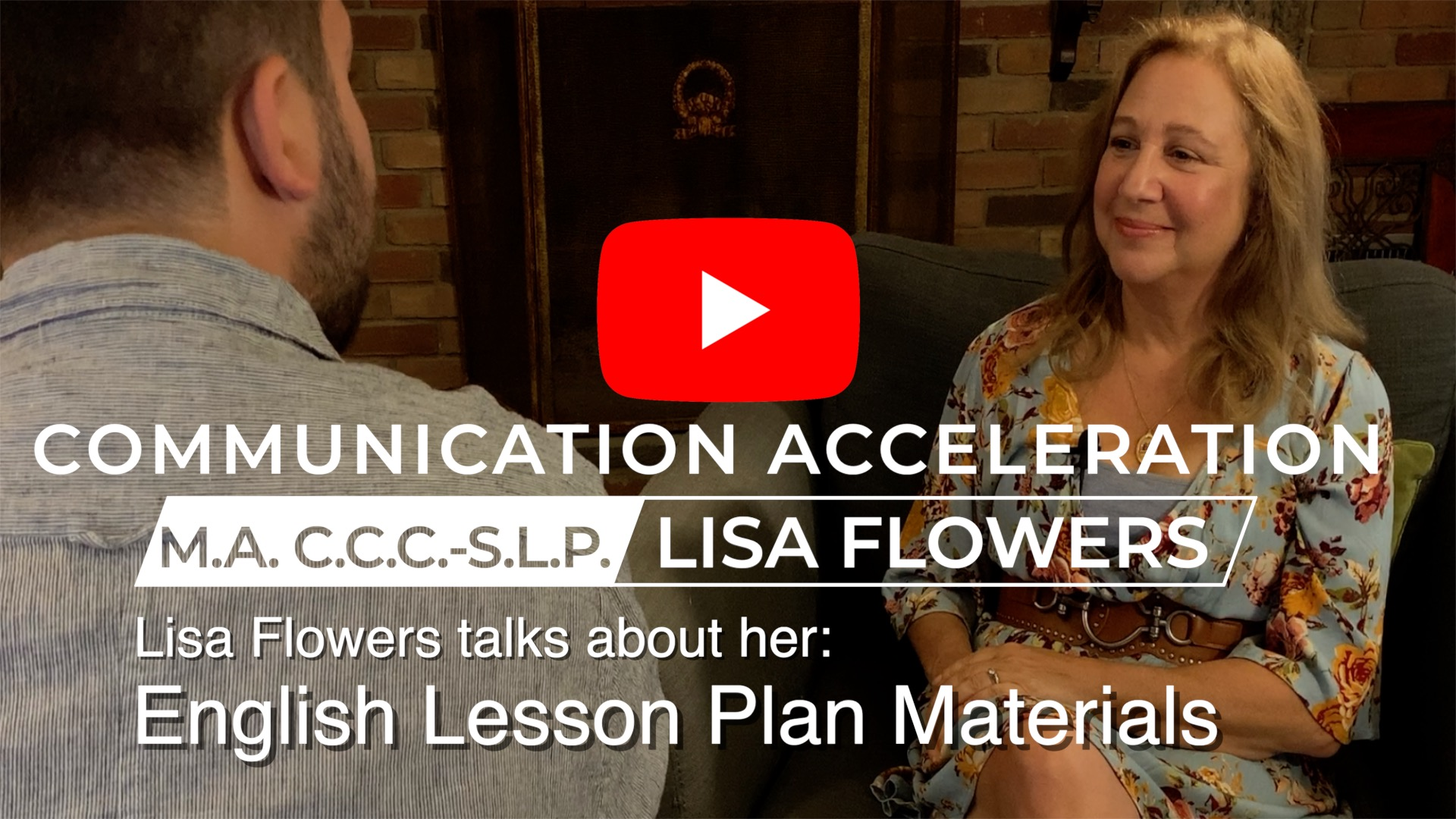 Lisa Flowers talks about her English Lesson Plan Materials for High School