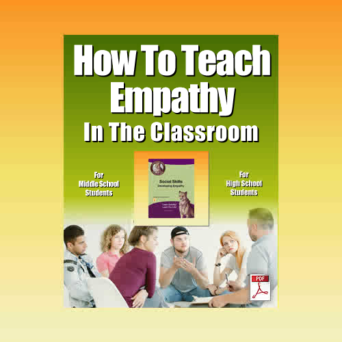 How to Teach Empathy in the Classroom in PDF