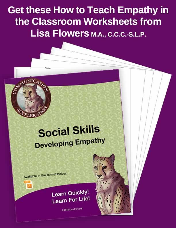 Social Skills Activities: Developing Empathy
