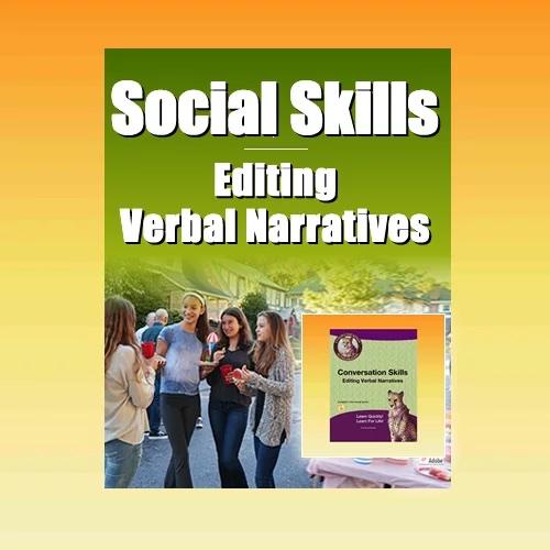 Improve Social Skills for Teenagers Worksheets