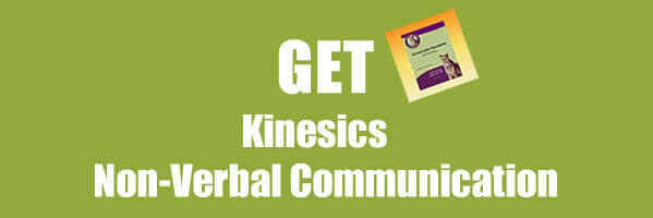 Get Kinesics Examples and Non Verbal Communication Worksheets in PDF