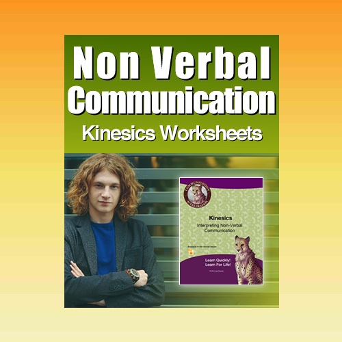 Kinesics Examples and Non Verbal Communication Worksheets