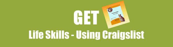 Get Using Craigslist Worksheet in PDF
