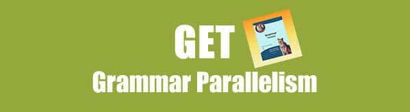 Get this Parallelism Worksheet in PDF