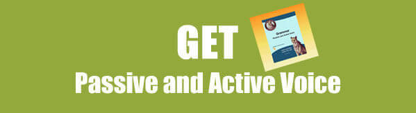 Get The Passive and Active Voice Worksheet in PDF