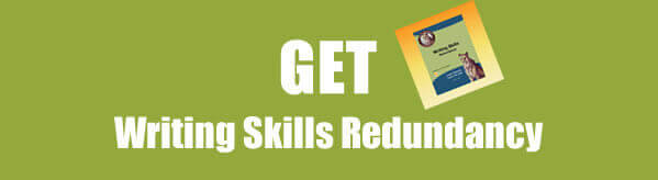Get Redundancy Exercises in PDF