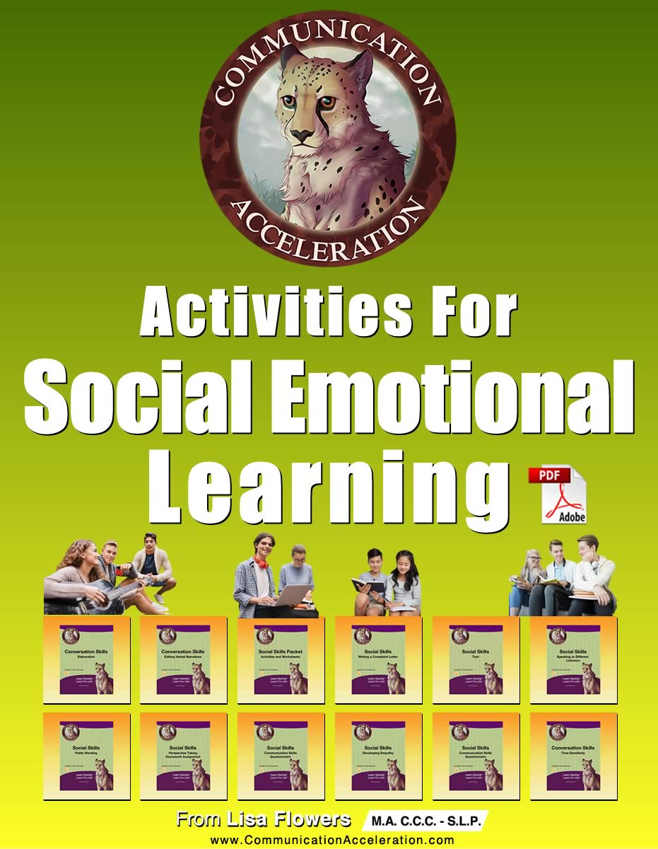 Activities for Social Emotional Learning PDF