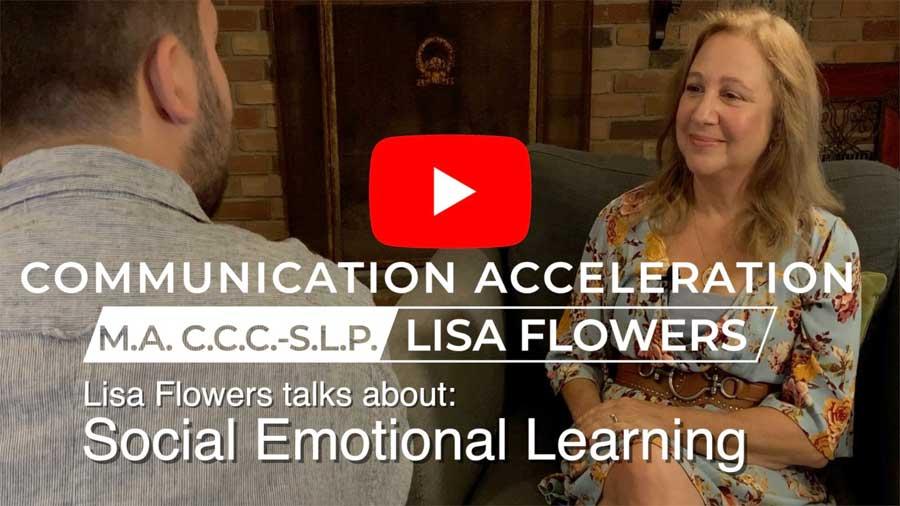 Lisa Flowers talks about her social emotional learning worksheets