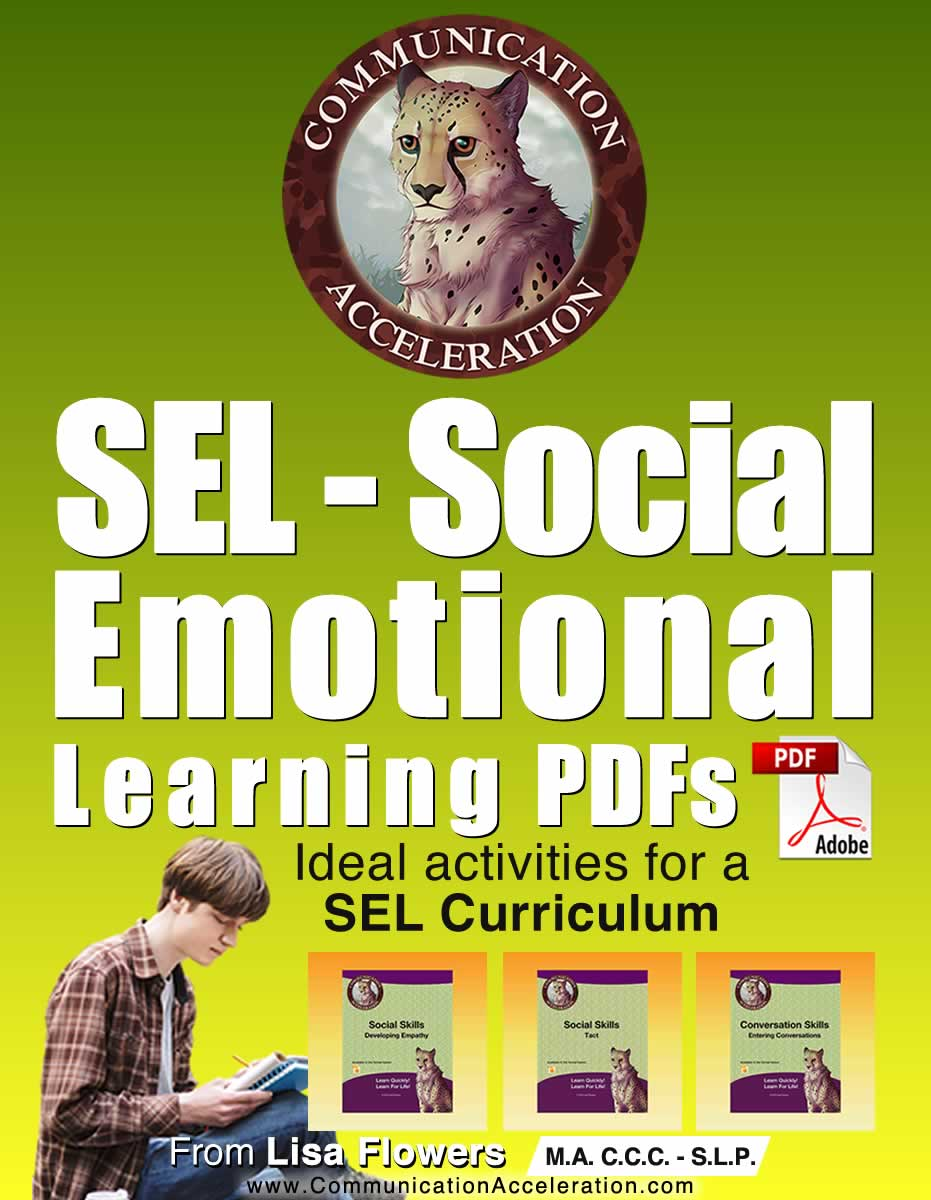 Social Emotional Learning Curriculum PDFs
