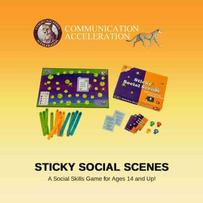 Social Skills Game - Sticky Social Scenes – A Great Social Emotional Learning Activity