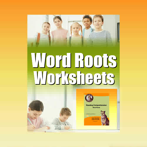 English Word Roots Lesson in PDF