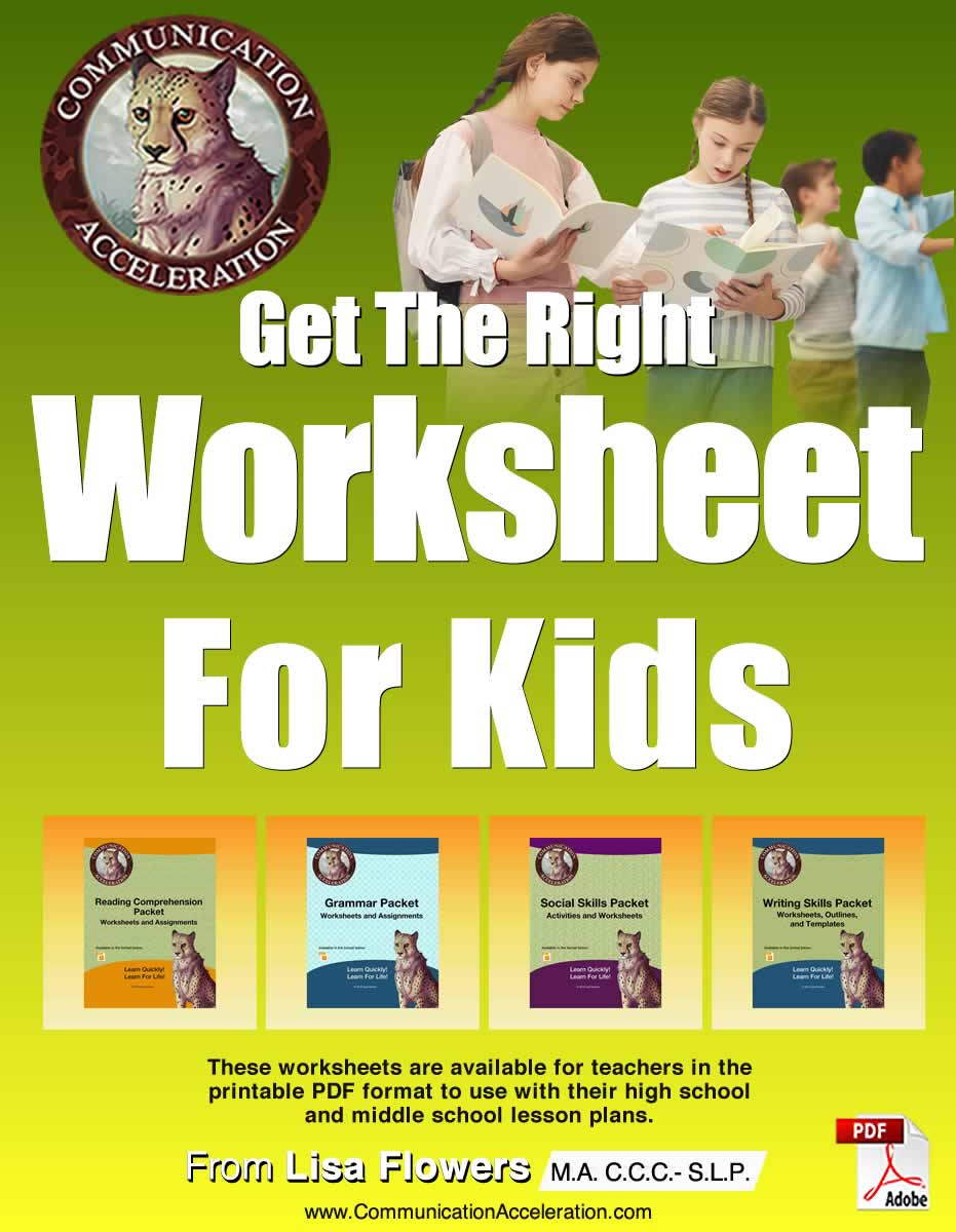 Worksheet Activity