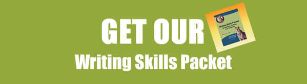 Get Writing Skills Worksheets Packet PDF
